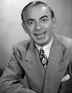 Best quotes by Eddie Cantor