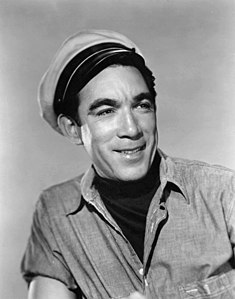 Best quotes by Anthony Quinn