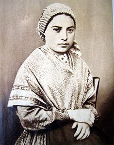 Best quotes by Bernadette Soubirous