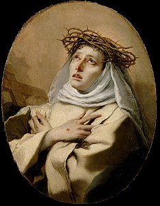 Best quotes by St. Catherine of Siena