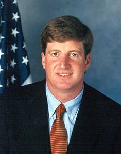 Best quotes by Patrick J. Kennedy