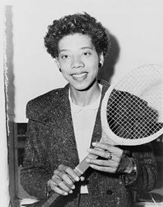 Best quotes by Althea Gibson