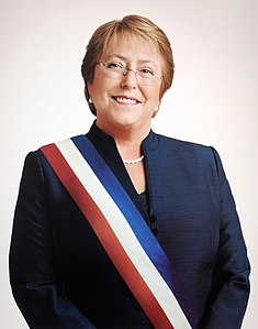 Best quotes by Michelle Bachelet