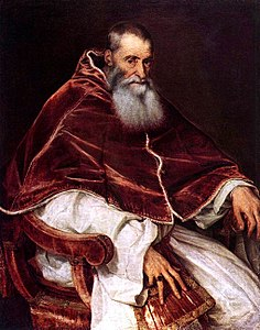 Best quotes by Pope Paul III