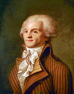 Best quotes by Maximilien Robespierre