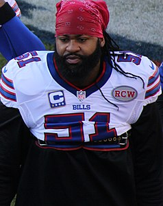 Best quotes by Brandon Spikes