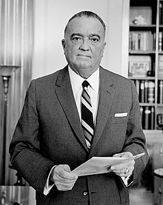 Best quotes by J. Edgar Hoover