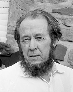 Best quotes by Aleksandr Solzhenitsyn
