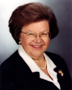 Best quotes by Barbara Mikulski