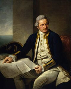 Best quotes by James Cook