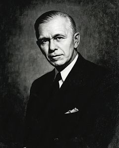 Best quotes by George C. Marshall