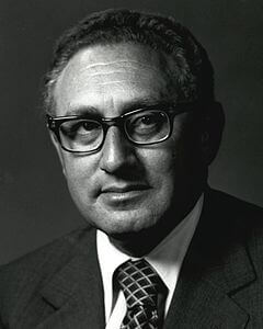 Best quotes by Henry A. Kissinger