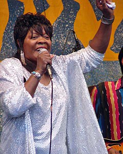 Best quotes by Koko Taylor