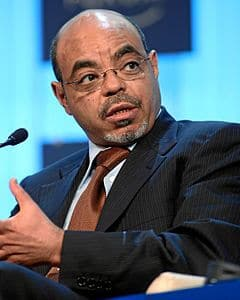 Best quotes by Meles Zenawi