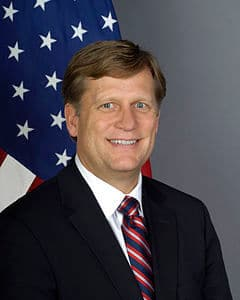 Best quotes by Michael McFaul