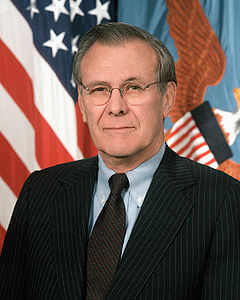 Best quotes by Donald Rumsfeld