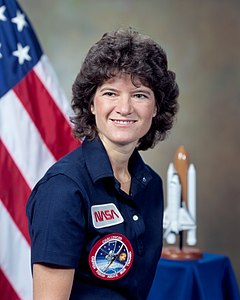 Best quotes by Sally Ride