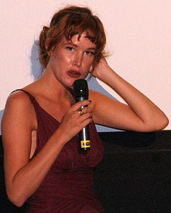 Best quotes by Paz de la Huerta
