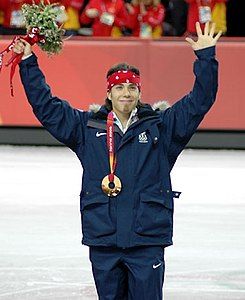 Best quotes by Apolo Ohno