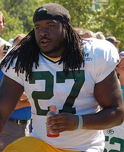 Best quotes by Eddie Lacy