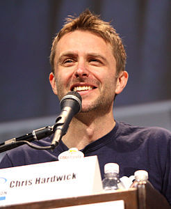 Best quotes by Chris Hardwick
