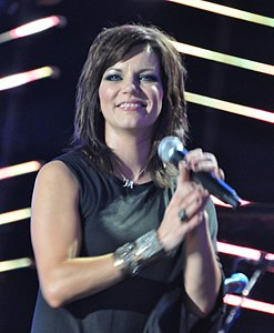 Best quotes by Martina McBride