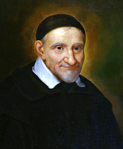Best quotes by Vincent de Paul