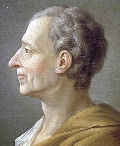 Best quotes by Baron de Montesquieu