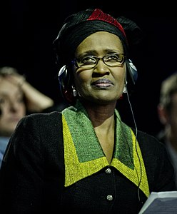 Best quotes by Winnie Byanyima