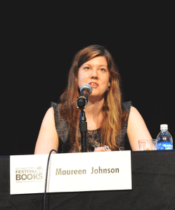 Best quotes by Maureen Johnson