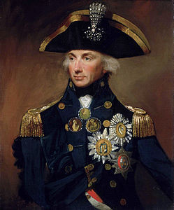 Best quotes by Horatio Nelson