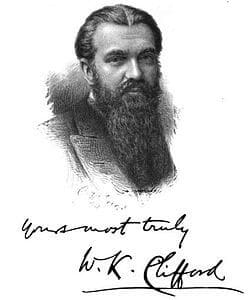 Best quotes by William Kingdon Clifford