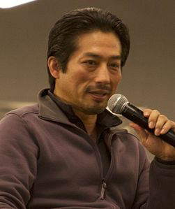 Best quotes by Hiroyuki Sanada