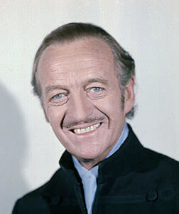 Best quotes by David Niven