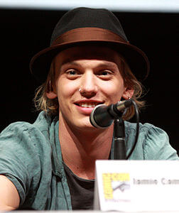 Best quotes by Jamie Campbell Bower