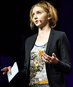 Best quotes by Lily Cole