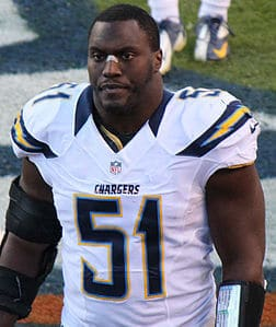 Best quotes by Takeo Spikes
