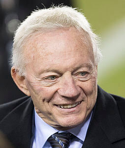 Best quotes by Jerry Jones