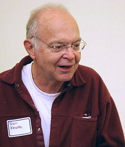 Best quotes by Donald Knuth