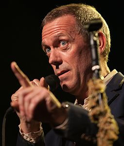 Best quotes by Hugh Laurie