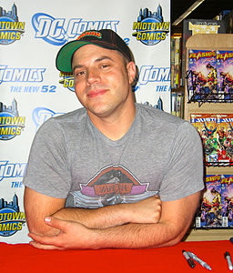 Best quotes by Geoff Johns