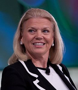 Best quotes by Ginni Rometty