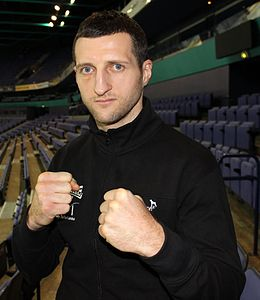 Best quotes by Carl Froch