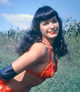 Best quotes by Bettie Page