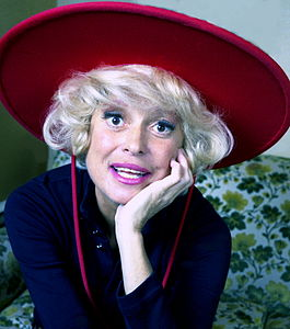 Best quotes by Carol Channing