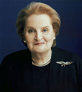 Best quotes by Madeleine Albright