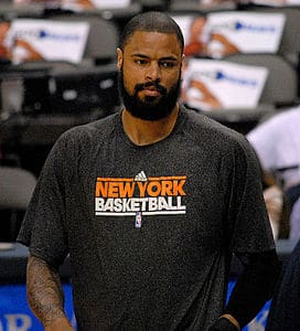 Best quotes by Tyson Chandler