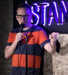 Best quotes by Chris Gethard