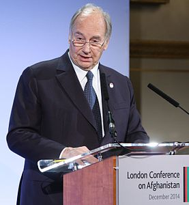 Best quotes by Aga Khan IV