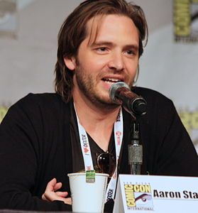 Best quotes by Aaron Stanford